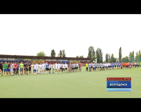 В Волгодонске прошли соревнования по мини-футболу в рамках проекта «Единая Россия — спортивная Россия»