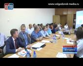 Заседание общественной палаты прошло с участием первого заместителя губернатора Игоря Гуськова