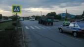 В понедельник вечером в Волгодонске водитель на тракторе сбил пешехода