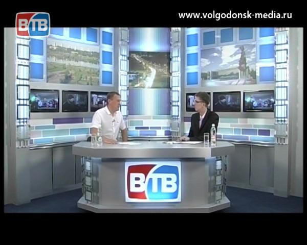 Гость студии директор торгового дома «Куница» Сергей Асташкин