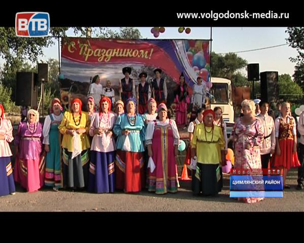 Станица Камышевская отпраздновала 174-ый день рождения и день урожая