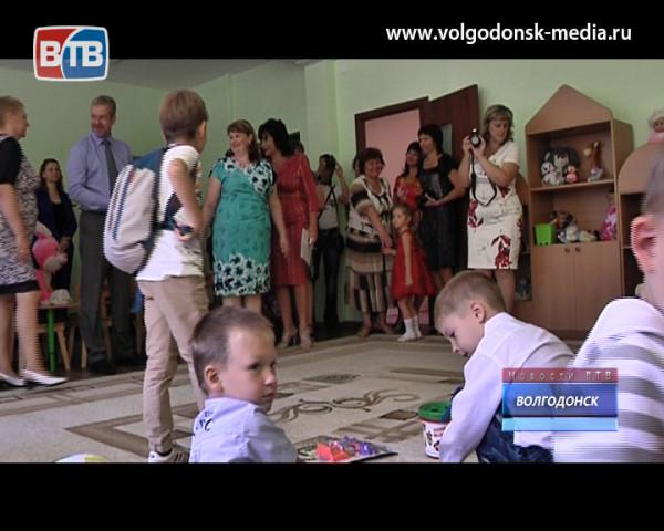 В детском саду «Тополек» открыли дополнительную логопедическую группу