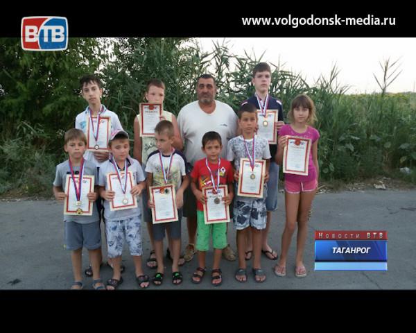 Волгодонские самбисты завоевали золото Открытого Кубка