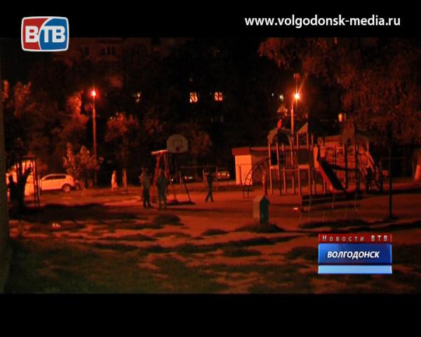 В кварталах ЮЗР-1 и ЮЗР-2 включили наружное освещение