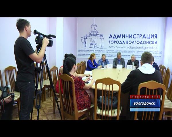 Волгодонск присоединился к областному конкурсу «Конвейер социальных проектов. Стань помощником депутата»