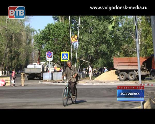 Капитальный ремонт улицы 50 лет СССР близится к завершению