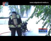 В Волгодонске проходят масштабные командно-штабные учения управления ГО и ЧС