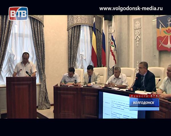 Ежемесячное аппаратное совещание в Администрации несмотря на отсутствие электричества