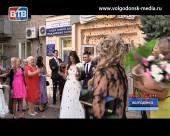 Супруги Третьяковы — тысячная пара, зарегистрировавшая брак в этом году