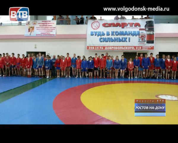 Воспитанники федерации дзюдо и самбо снова вернулись в Волгодонск с победами