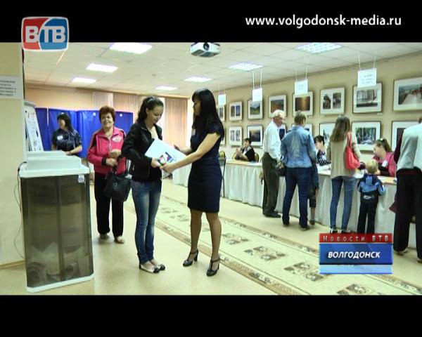 Волгодонск выбрал губернатора и депутатов городской Думы шестого созыва