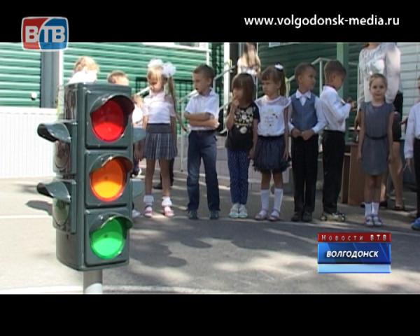 День знаний отмечали и в дошкольных учреждениях Волгодонска