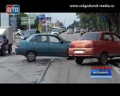 Жаркий полдень для сотрудников ГИБДД Волгодонска