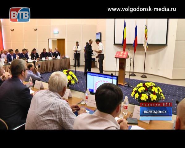 Дума шестого созыва провела первое заседание