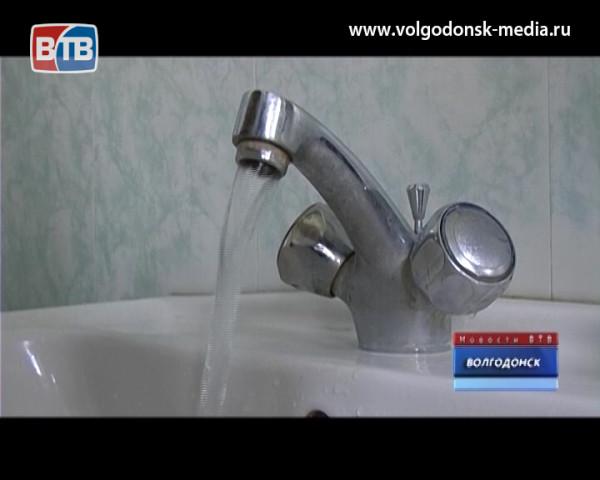 В Волгодонске снова нет горячей воды. Это отключение стало уже третьим в этом году