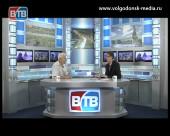 Гость студии председатель совета ветеранов Владимир Мельников