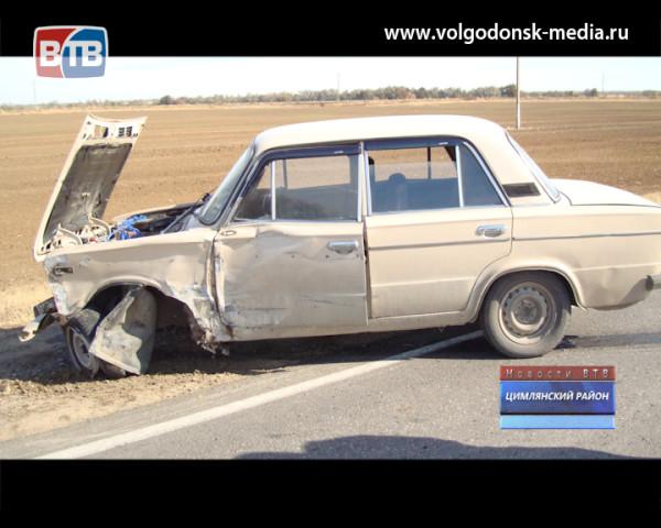 В результате ДТП в Цимлянском районе пострадал ребенок