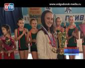 Гимнастка из Волгодонска взяла «золото» на всероссийских соревнованиях