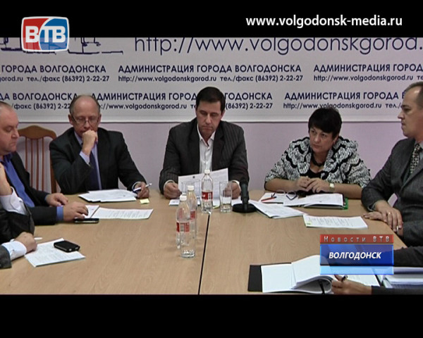 Волгодонская Дума делегирует своих представителей в новую общественную палату, состав которой определится в декабре