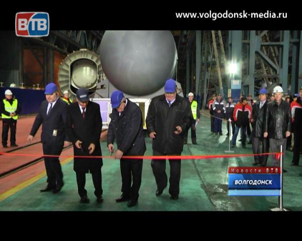 Атоммаш выпустил первый реактор для Белорусской АЭС