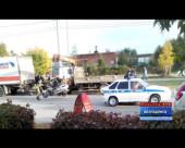 Смертельное ДТП на улице Кошевого