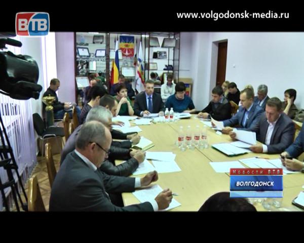 Новый созыв Думы взялся за бюджет города