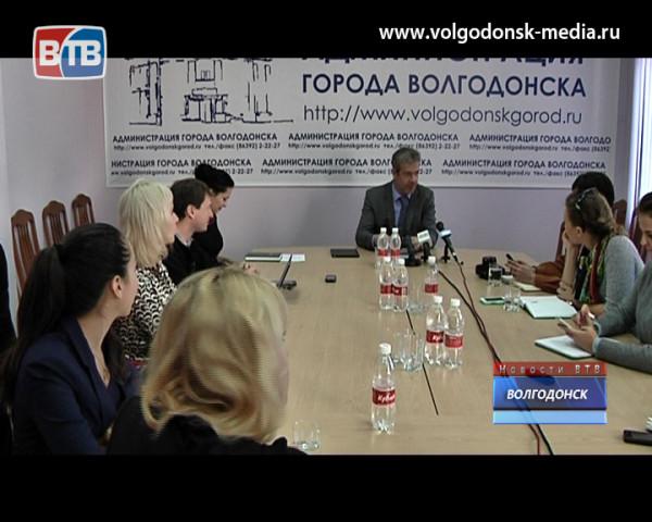 Андрей Иванов пообщался с журналистами в рамках запланированной пресс-конференции