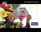 Волгодонск посетил единственный в России музей-театр оригами