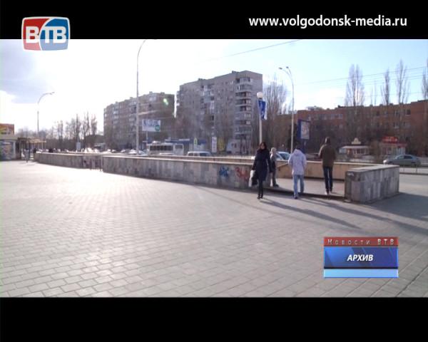 Подземный переход на Строителей снова закрыли на ремонт