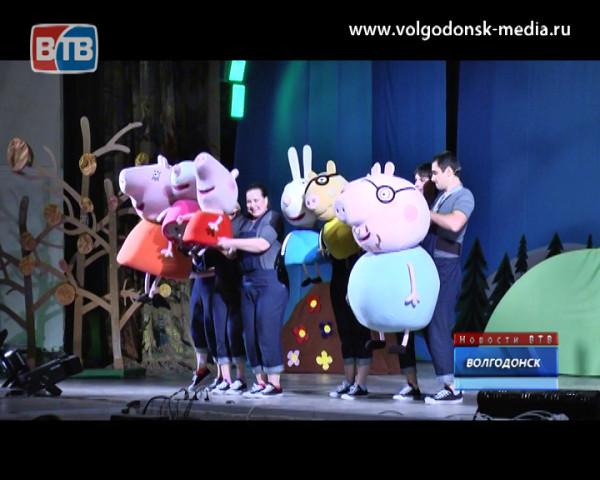 Свинка Пеппа собрала друзей