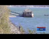 Волгодонск вновь «под защитой» плавучей насосной станции