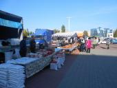 39 тонн пищевой и сельхозпродукции унесли волгодонцы с последней ярмарки выходного дня