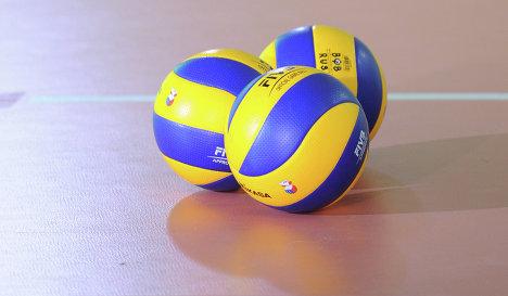 Волгодонский «Атом» в очередной раз стал чемпионом области по волейболу