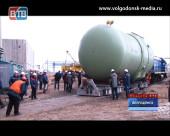 На строящемся четвертом энергоблоке Ростовской АЭС установлен корпус реактора