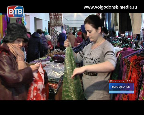 Индийский базар в Волгодонске!