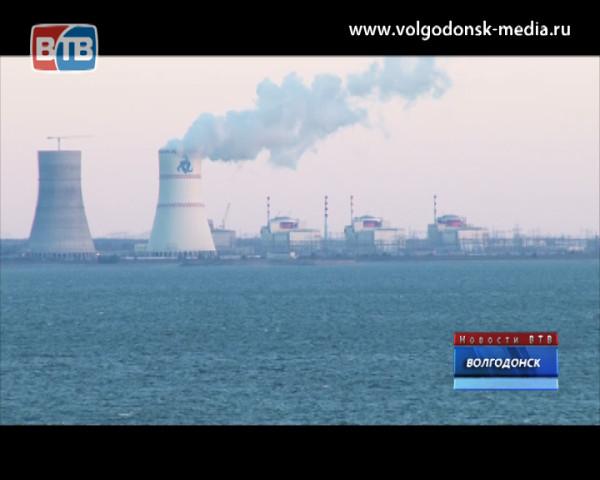 На стройплощадке четвертого блока Ростовской АЭС начали монтаж первого парогенератора