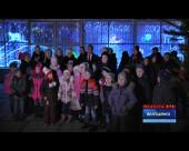 Настоящий новогодний шедевр подарил восьмому округу депутат Сергей Асташкин