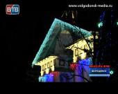 Новогоднее убранство Волгодонска почти готово