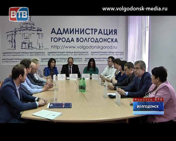 Определен состав территориальной избирательной комиссии Волгодонска нового созыва