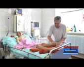Продолжается срочный сбор средств на лечение Дениса Кузьмина