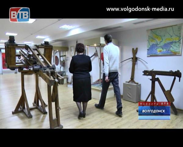 Волгодонский эколого-исторический музей продолжает обживать новое здание