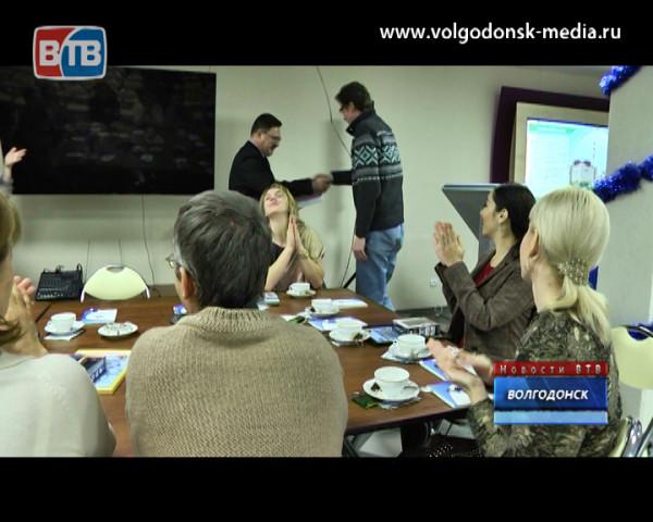 Телекомпания ВТВ стала победителем конкурса Ростовского областного отделения союза журналистов России