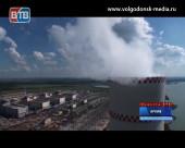 Третий энергоблок Ростовской АЭС включен в сеть после ремонта