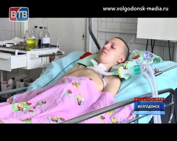 Все меньше времени остается для сбора денег на лечение Дениса Кузьмина