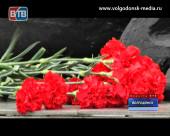 В Волгодонске почтили память воинов-афганцев