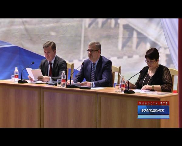 2016 станет в Волгодонске годом благоустройства