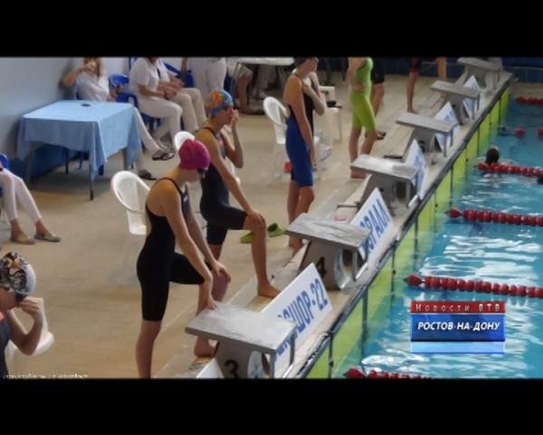 Волгодонские пловцы завоевали семь медалей на Всероссийских соревнованиях