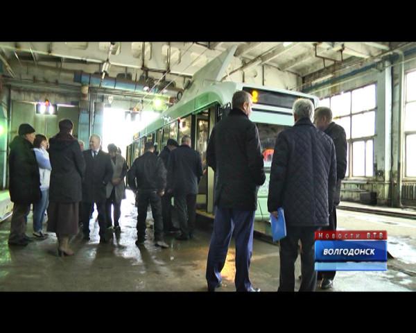 Волгодонск посетила делегация из Республики Беларусь