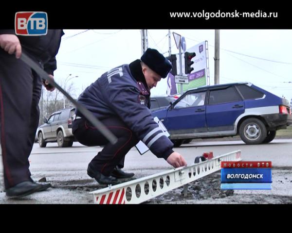 Волгодонск не заплатит за ямочный ремонт дорог ни копейки