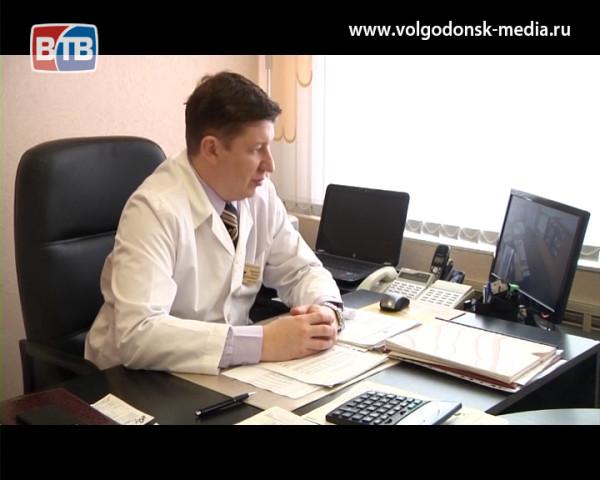 Свой пост покинул главный врач первой поликлиники
